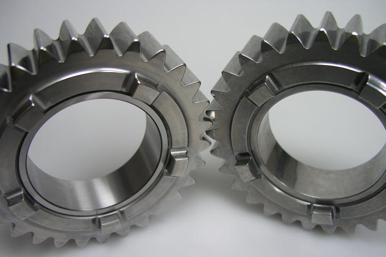 Gear Ratios and Dog Rings
